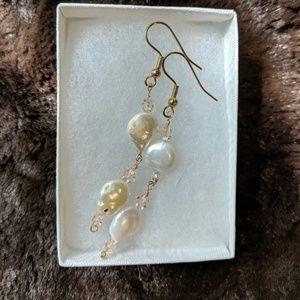 Beautiful long earrings